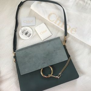 Chloe large Faye bag